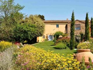 Chianti luxury villa, 5 bedrooms, pool, view
