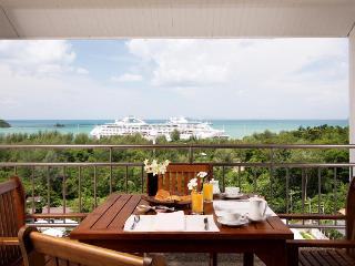 Bel Air Panwa 2 bed sea view condo, Wichit