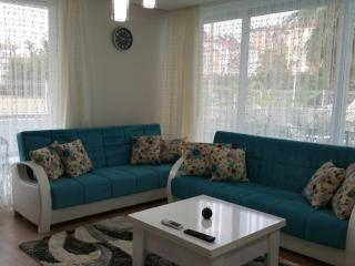 Fully equipped new apartment 1+1, 150 m to the sea, Antália