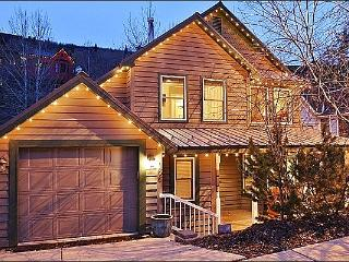 In the Historic Main Street District - Private Deck Near Natural Stream (25478), Park City