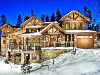 Fine Crafted Luxury Mountain Home  - Great for Large Groups and Gatherings (13559), Breckenridge