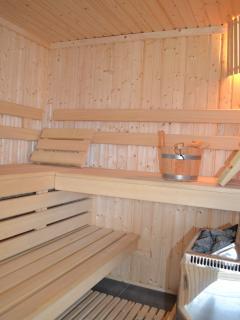 Sauna pour 6 personnes