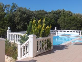 Villa 4**** with heated pool and Tennis - Gorges of Cèze - Cévennes