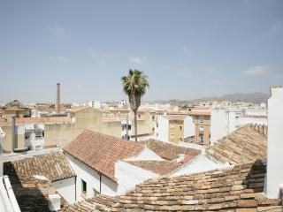 Apartamento con gran terraza en Centro Histórico
