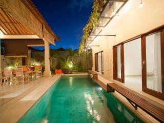 Esmee Villas with  3 BR at Central Seminyak