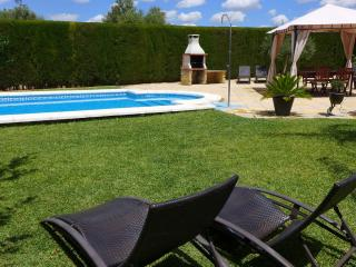 Nice villa in the countryside of Seville wifi free