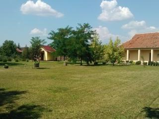 Ferienhaus Ostungarn mit Terasse und Garten