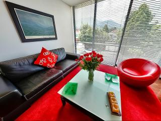 Luminous 1 Bedrooms Duplex Apartment in Santa Barbara, Bogota