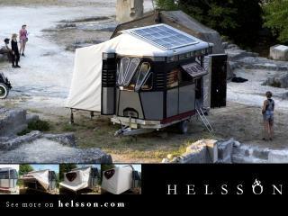 Habitation légère autonome Helsson sur 4ha!, Castries