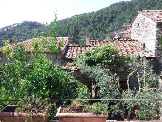 Casa in borgo antico sulle colline lucchesi, Lucca