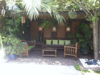 Appartement en Villa,piscine-Cannes- 2a7 personnes