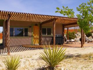 Lovely Cabin with Joshua Tree National Park Views ~ NighSky ~ Private ~ TV/WiFi