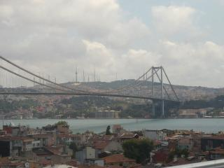 Furnished flat in Ortaköy Wonderful Bosphorus view, Istambul