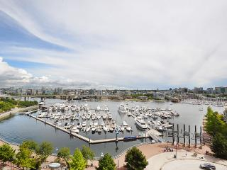 Marinaside Living at its finest, Vancouver