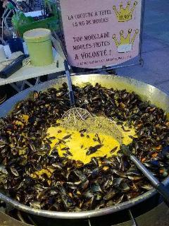 Moules frites chez ketel à la Grande Motte...une adresse pour tous les Héraultais...pourquoi pas...