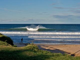 North Maroubra beach, walk here from the house