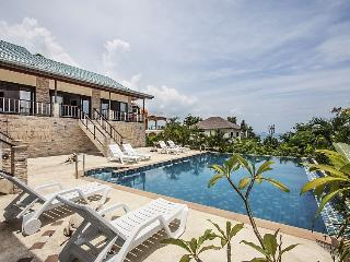 Bophut View - 4-Bedroom sea-view Villa in Koh Samui with infinity pool, Plai Laem
