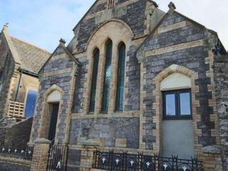 All 3 Bedrooms in converted chapel c1880, Brixham