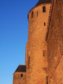 Carcasonne castle, 30 minutes