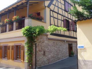 Meublé de charme, route des vins, LE PORCHE, Saint-Hippolyte