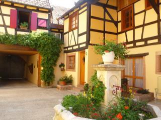 Meublé de charme, route des vins, LE PUITS, Saint-Hippolyte