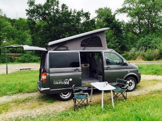 SUNSETCAMPER Alquiler furgonetas camper Cantabria, Santander
