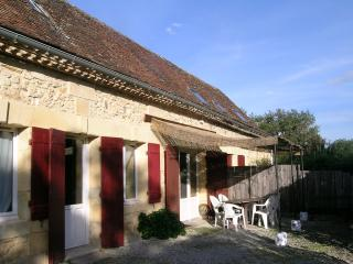 Le Cantou  106m2 on ground floor o a former 18th perigord farm