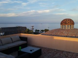 The Malecon Rooftop to the Old Port, Bay & Marina, Puerto Penasco