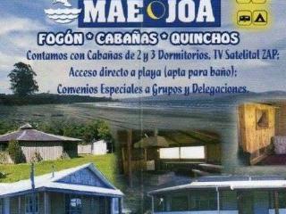 Cabañas y Camping MAE JOA, Ancud