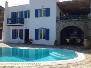 'Villa V' in Mykonos, Ciudad de Míkonos