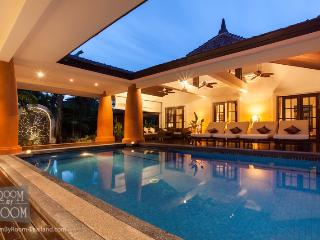 Villas for rent in Hua Hin: V6206