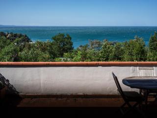 villa con giardino vista mare a Trieste Miramare