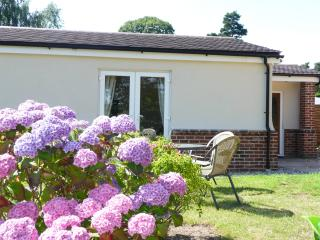 Modern detached holiday home in Foxhall, Ipswich