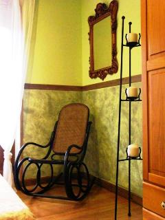 Detalle dormitorio matrimonio planta baja