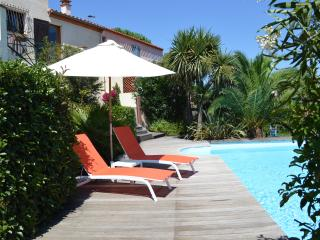 Charming holiday house with pool-South of France, Céret