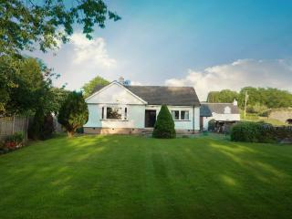 Tighnaheaglais Cottage, quiet away from it all location, enclosed garden.