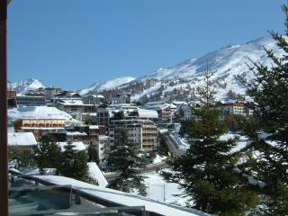 Panoramico monolocale a casa come in albergo, Sestriere