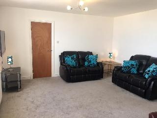 2 bedroom sea view apartment, South Bay., Bridlington