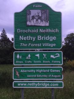 Welcome to Nethybridge