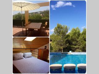 Loft Romántico en Sierra de Altea piscina ❤️  wifi, Altea la Vella
