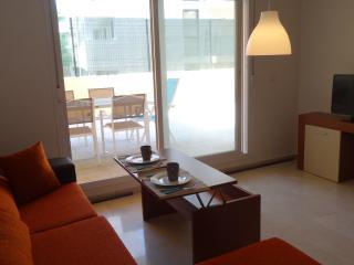 Excelente apartamento con piscina y garage, Mijas