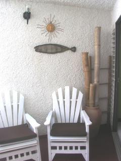 New Adirondack chairs!