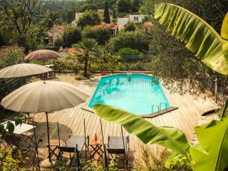 Vence lumineux quiet Holiday Apt. with pool (3)