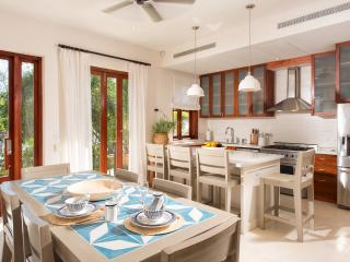 3 Bedroom Ocean Front at Las Catalinas Beach Town