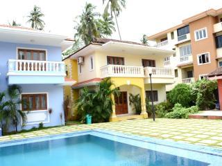 Moksh Villa, Baga