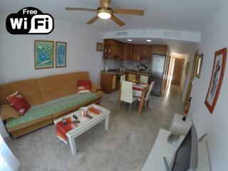 Apartamento 2a linea playa La Carihuela, Torremolinos
