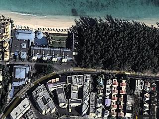 sand beach appartment, Flic En Flac