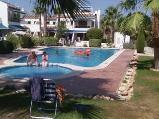 Villamartin apartment overlooking pool