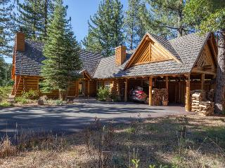 Log Lodge California House