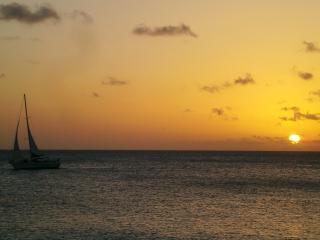 Oceanfront Condo at Sand Dollar Bonaire (Condo B7), Kralendijk
